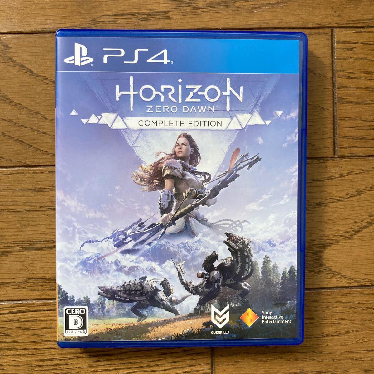 【PS4】 Horizon Zero Dawn [Complete Edition]ホライゾンゼロドーン