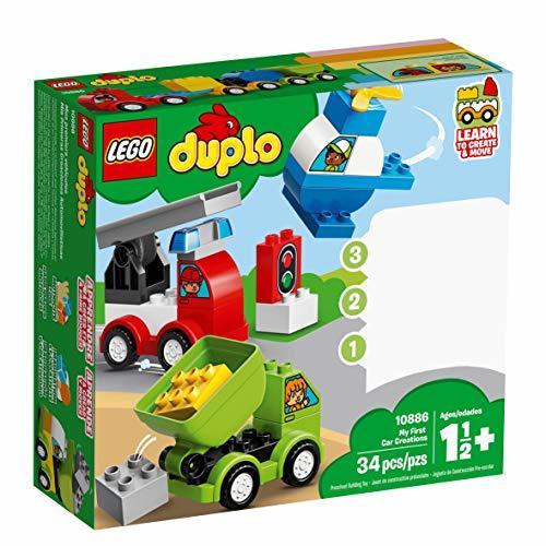 レゴ(LEGO) デュプロ はじめてのデュプロ いろいろのりものボックス 10886 知育玩具 ブロック おもちゃ 男の子 車_画像10
