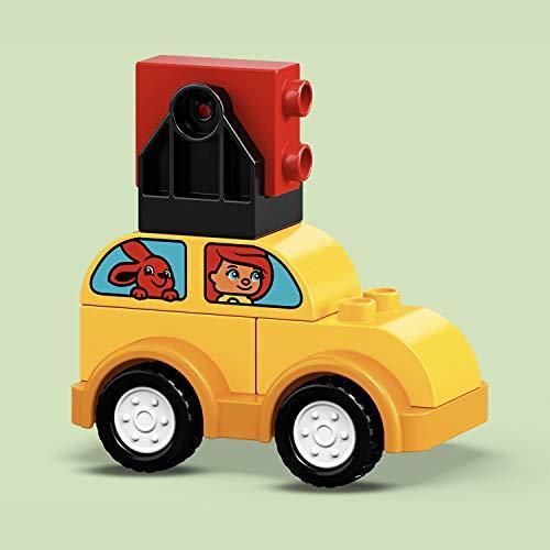 レゴ(LEGO) デュプロ はじめてのデュプロ いろいろのりものボックス 10886 知育玩具 ブロック おもちゃ 男の子 車_画像5