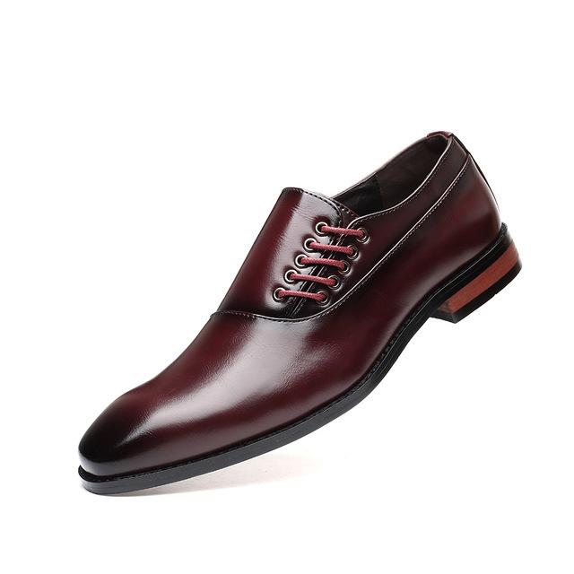 メンズ ビジネスシューズ カジュアルシューズ 革靴 紳士靴 フォーマル 大きいサイズあり ブラック 24.5cm~27.5cm_画像5