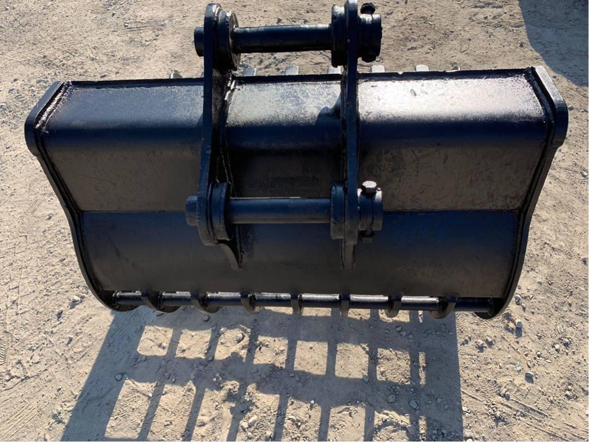 「スケルトンバケット スケルトン バケット バケツ ピン径45パイ アーム幅170㎝ メッシュサイズ70×100 ピン付き 即使用可能 建設機械」の画像3