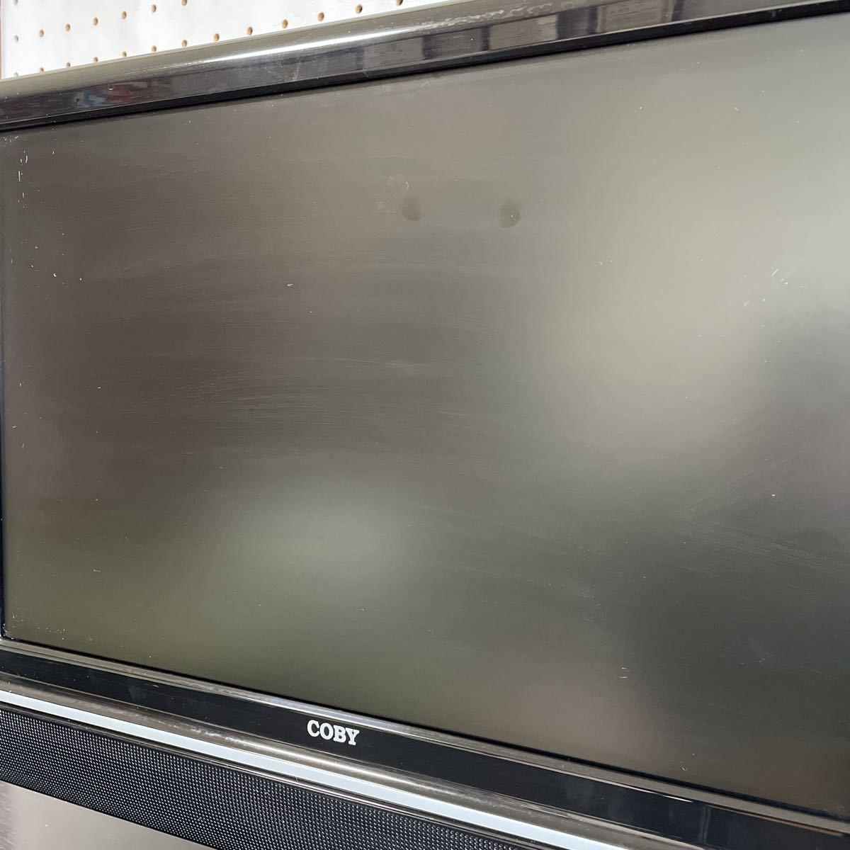 COBY液晶テレビ 19V型 地上デジタルハイビジョン液晶TV LTV-19WD1 送料無料_画像6