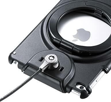 ブラック iPad mini4/mini 3/mini 2/mini対応 サンワサプライ iPad mini4/mini 3/m_画像2