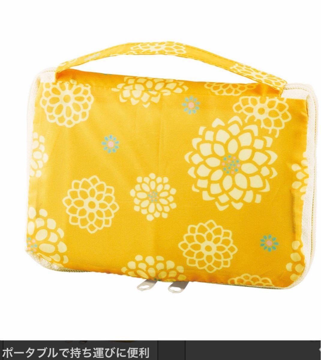 おしゃれなクーラーバッグ 折りたたみエコバッグ 保冷保温トートバッグ