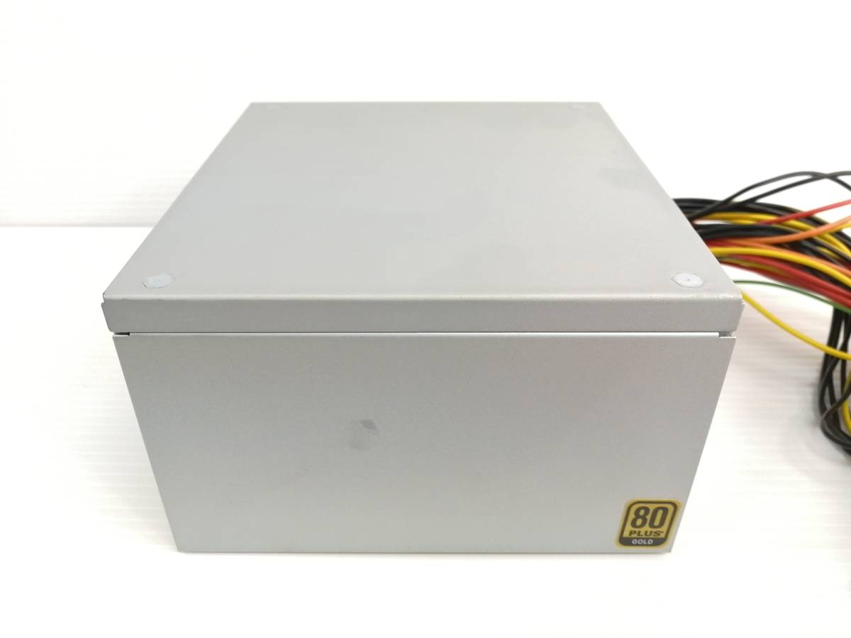 A124☆★中古 FSP FSP500-60EGN 500W 80PLUS GOLD認証 ATX電源_画像7