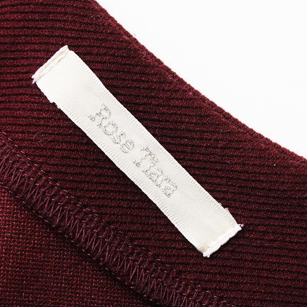 大きいサイズ 2019AW 定価2.5万 Rose Tiara ローズティアラ ビスチェ風トレンチコンビワンピース 42【2400012163805】-._画像8