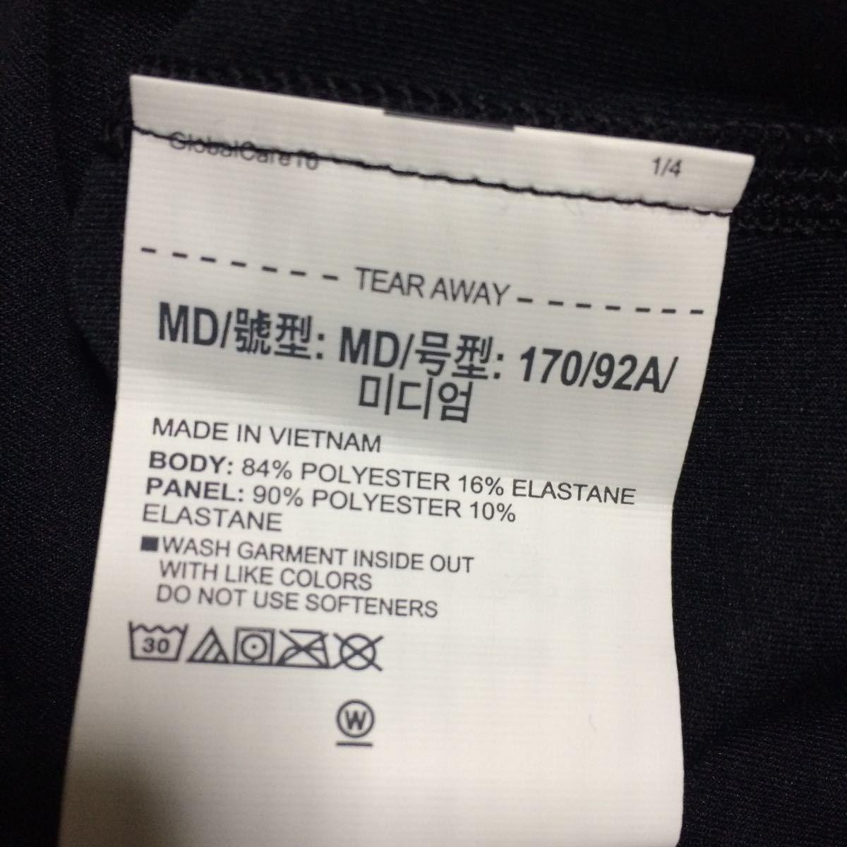アンダーアーマー メンズ 半袖インナー Mサイズ 黒