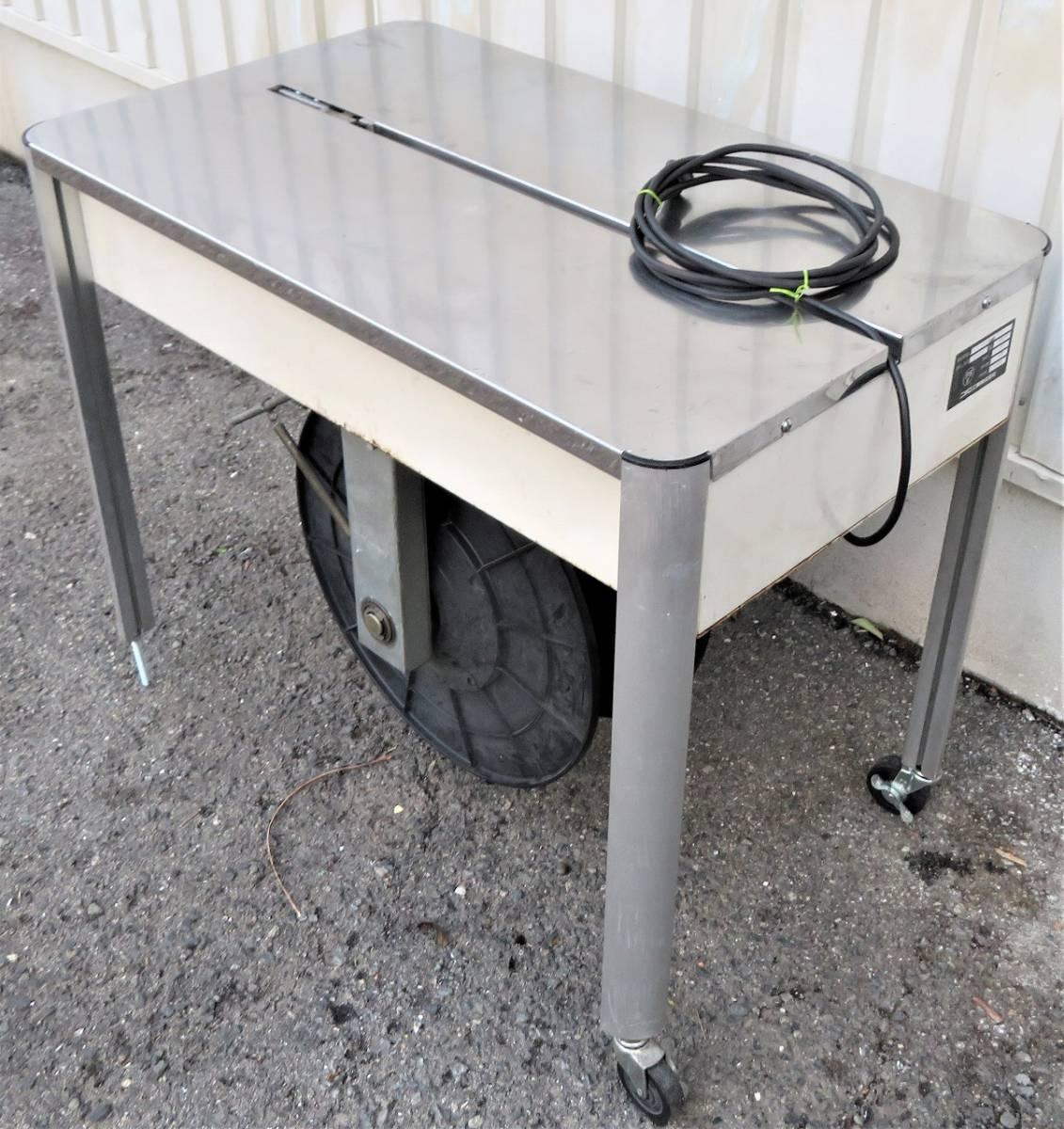 ニチロ工業《半自動梱包機 》RAN-105 RAKUKON/ラクコン_画像5