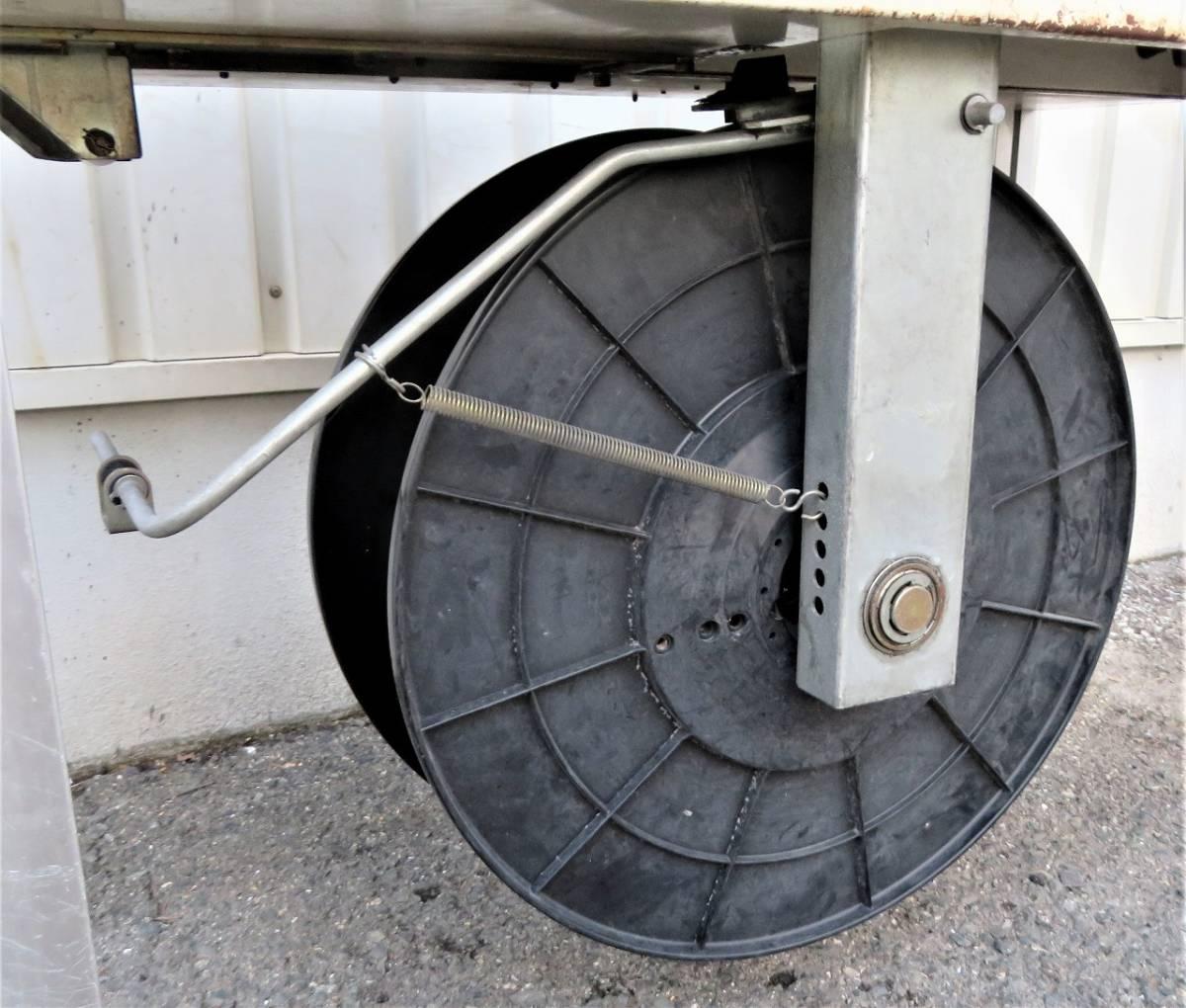 ニチロ工業《半自動梱包機 》RAN-105 RAKUKON/ラクコン_画像8