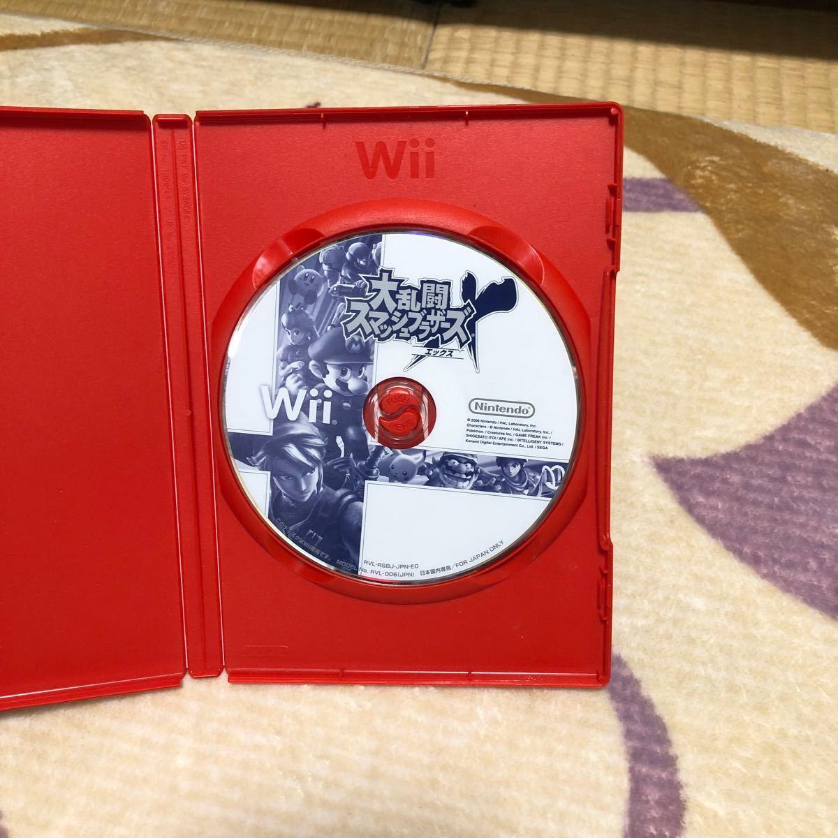 値下げ!Wii 大乱闘スマッシュブラザーズ ソフトのみ