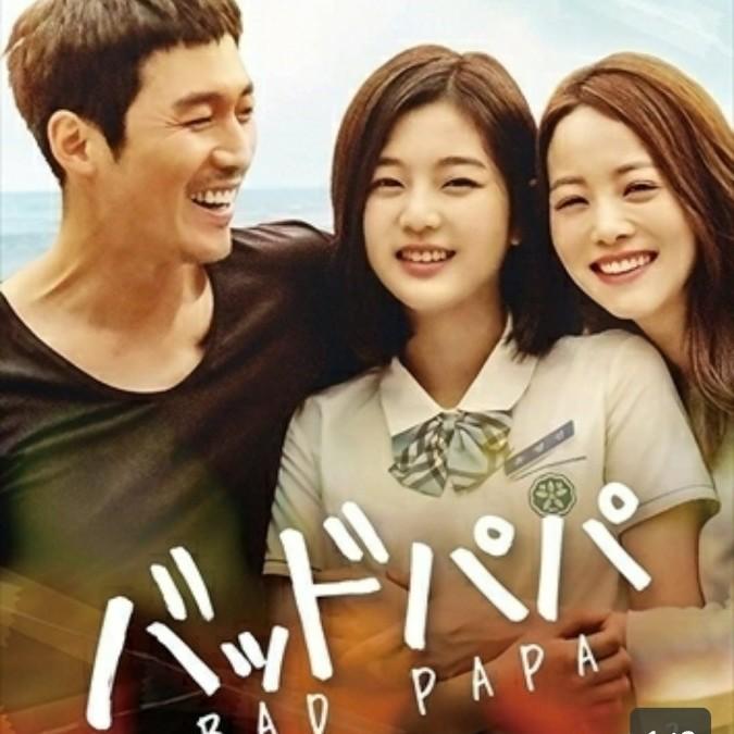 韓国ドラマ バッドパパ  Blu-ray
