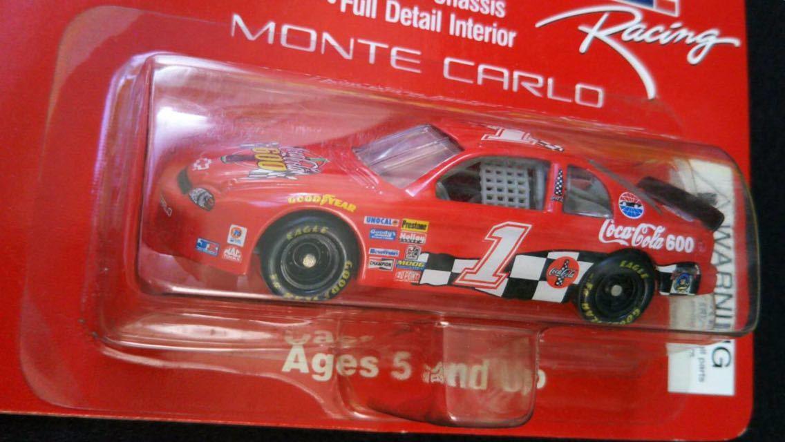 1998 Revell レーシング 1/64 NASCAR シボレー モンテカルロ Coca Cola ペースカー ミニカー ナスカー レベル ダイキャスト コカコーラ_画像5