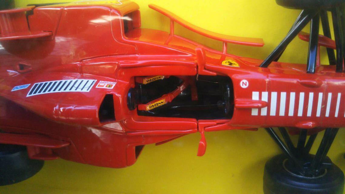 1997 Ferrari フェラーリ F1 F310B 1/24 BBURAGO ブラーゴ イタリア 模型 ミニカー_画像5