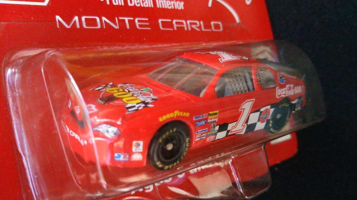 1998 Revell レーシング 1/64 NASCAR シボレー モンテカルロ Coca Cola ペースカー ミニカー ナスカー レベル ダイキャスト コカコーラ_画像4