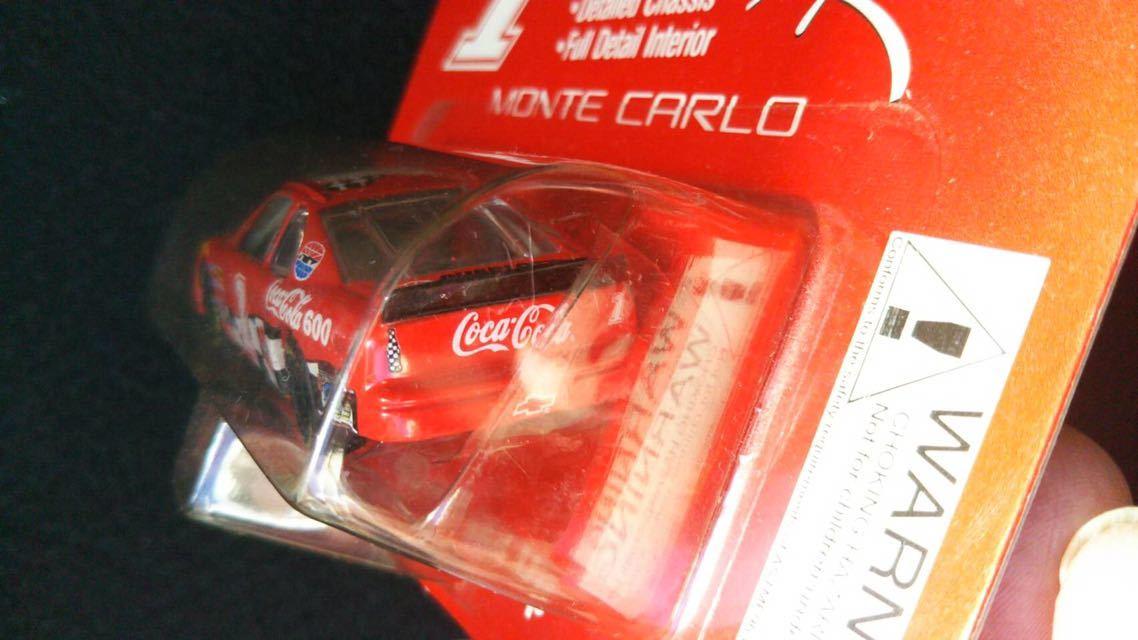1998 Revell レーシング 1/64 NASCAR シボレー モンテカルロ Coca Cola ペースカー ミニカー ナスカー レベル ダイキャスト コカコーラ_画像6