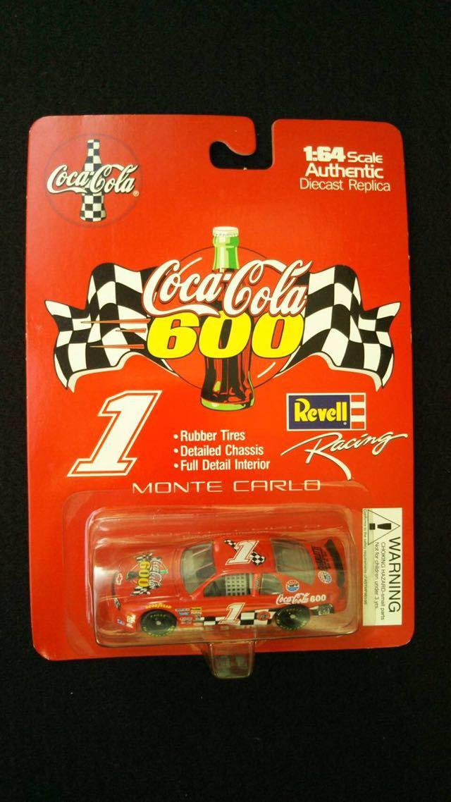 1998 Revell レーシング 1/64 NASCAR シボレー モンテカルロ Coca Cola ペースカー ミニカー ナスカー レベル ダイキャスト コカコーラ_画像1