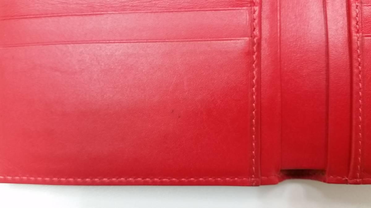 ◆ クリスチャンルブタン  二つ折り 財布 ◆_画像9