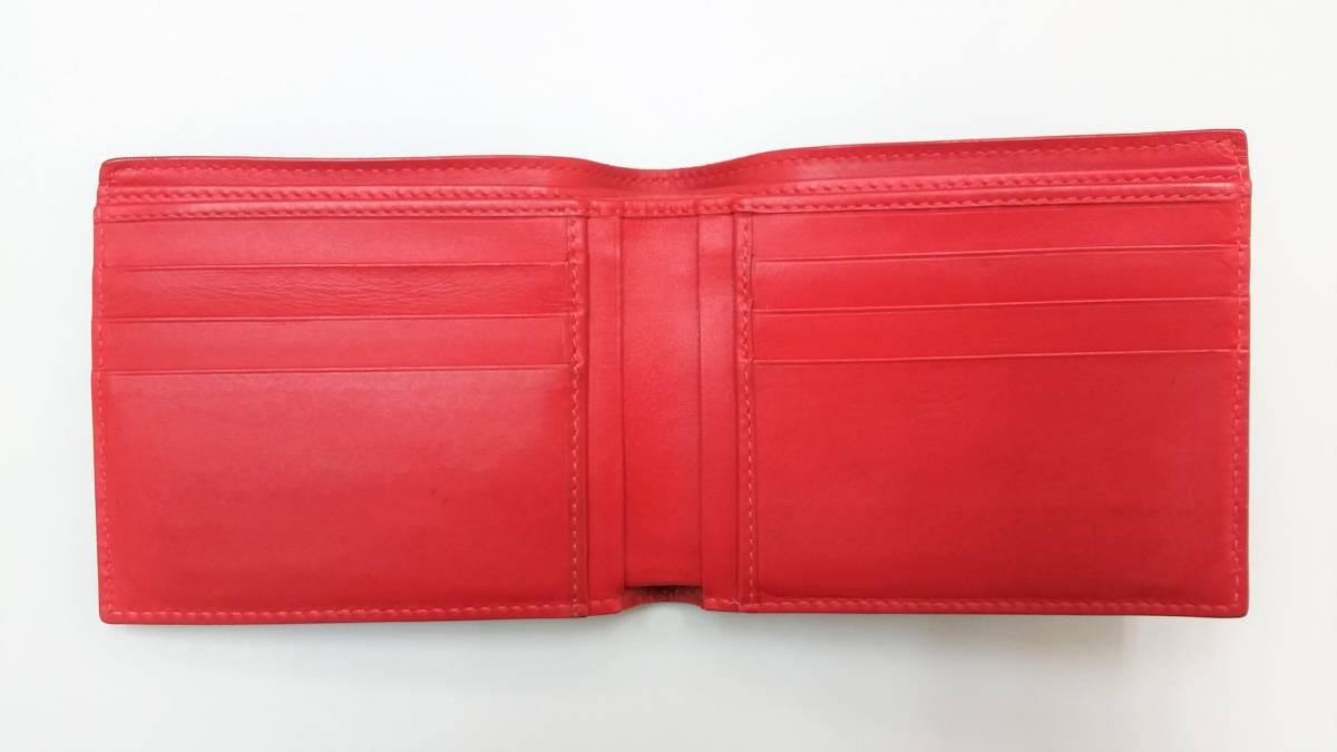 ◆ クリスチャンルブタン  二つ折り 財布 ◆_画像4