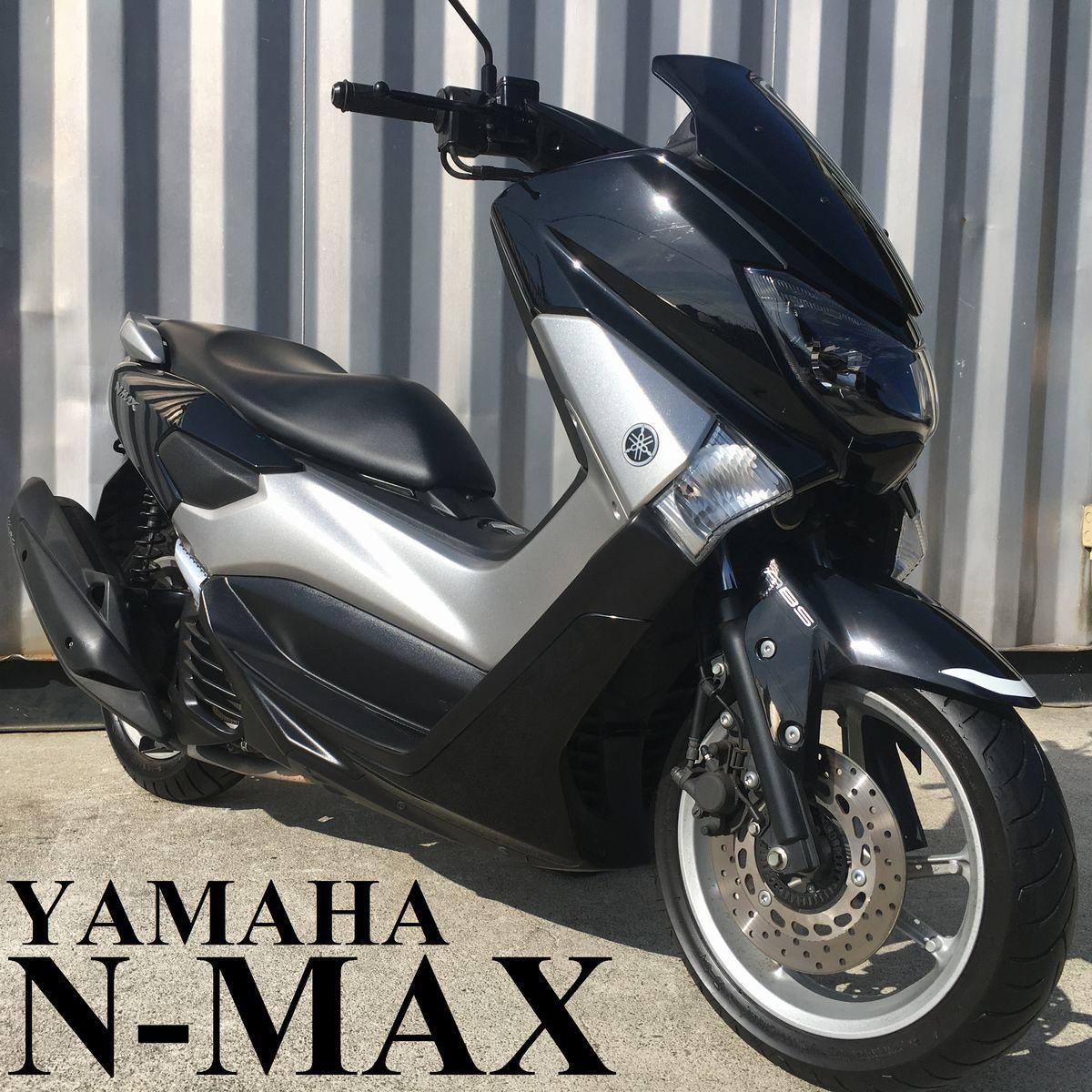 「通勤通学に最適! N-MAX 125 SE86J 外装綺麗 検討: NMAX N MAX 125 PCX コマジェ アドレス 原付2種 zxcv21072」の画像1