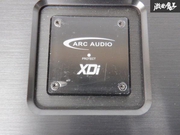 保証付 ARC AUDIO アークオーディオ XDi600.4 オーディオ アンプ きれい 美品 即納_画像2