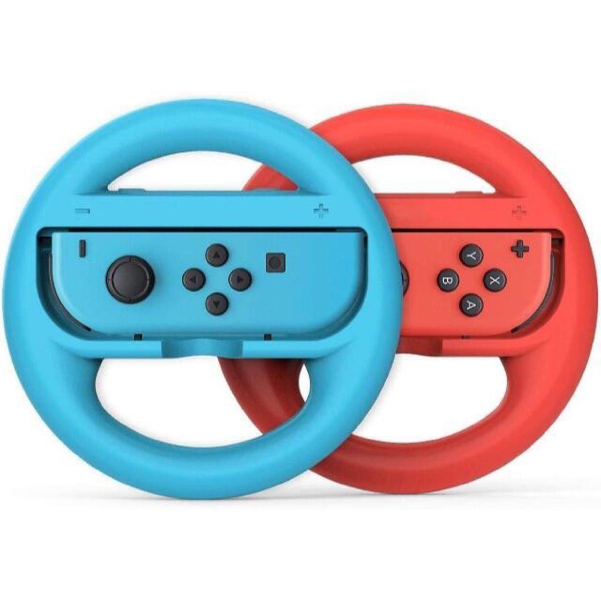 Joy-Conハンドル for Nintendo Switch マリオ switch Joy-Con用のハンドルアタッチメン