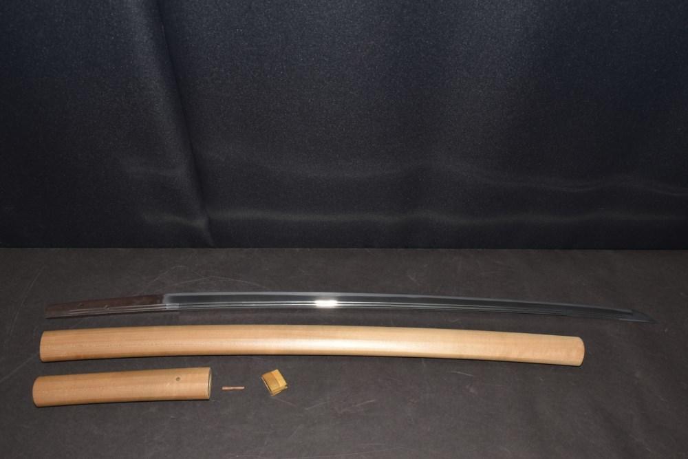 (AN-87)刀◆無銘◆古宇多◆日本美術刀剣保存協会特別保存鑑定書付◆鎌倉末期から南北朝時代_画像10