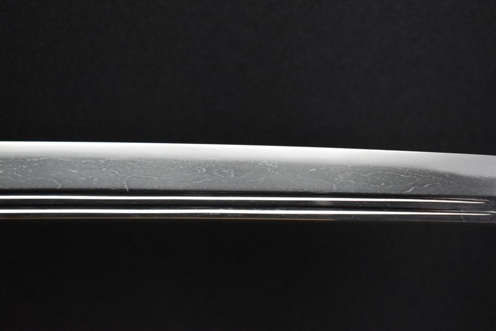 (AN-87)刀◆無銘◆古宇多◆日本美術刀剣保存協会特別保存鑑定書付◆鎌倉末期から南北朝時代_画像6
