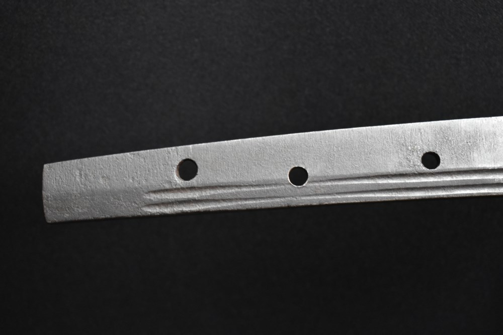 (AN-87)刀◆無銘◆古宇多◆日本美術刀剣保存協会特別保存鑑定書付◆鎌倉末期から南北朝時代_画像4