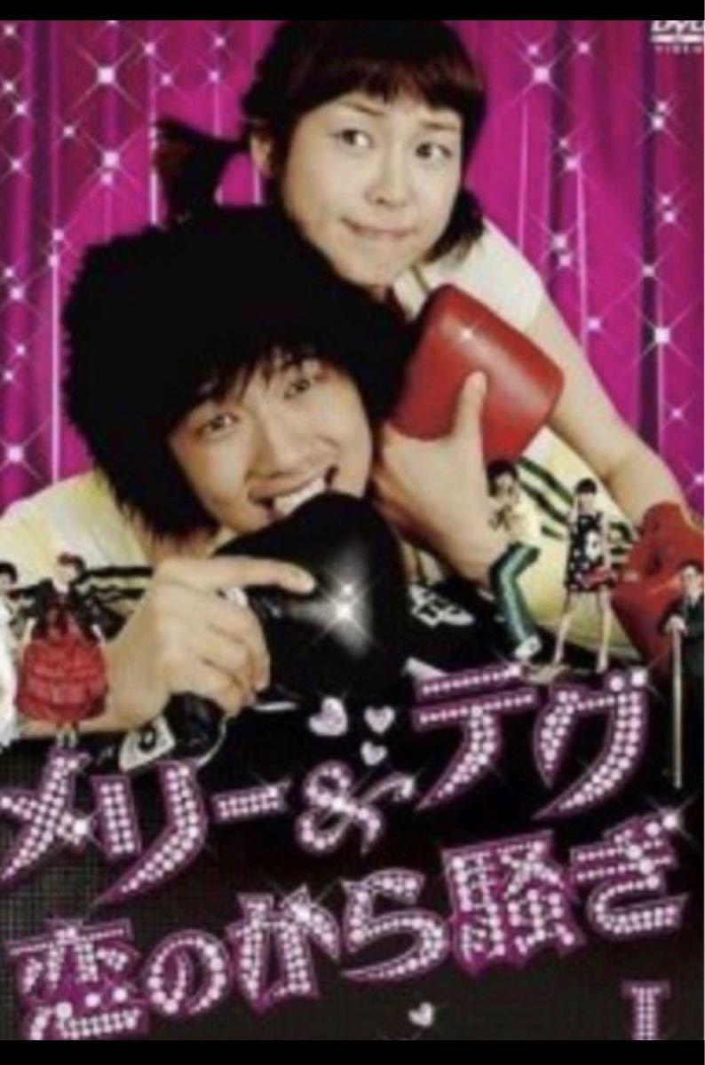 韓国ドラマ DVD   メリー&テグ 恋のから騒ぎ  価格交渉不可