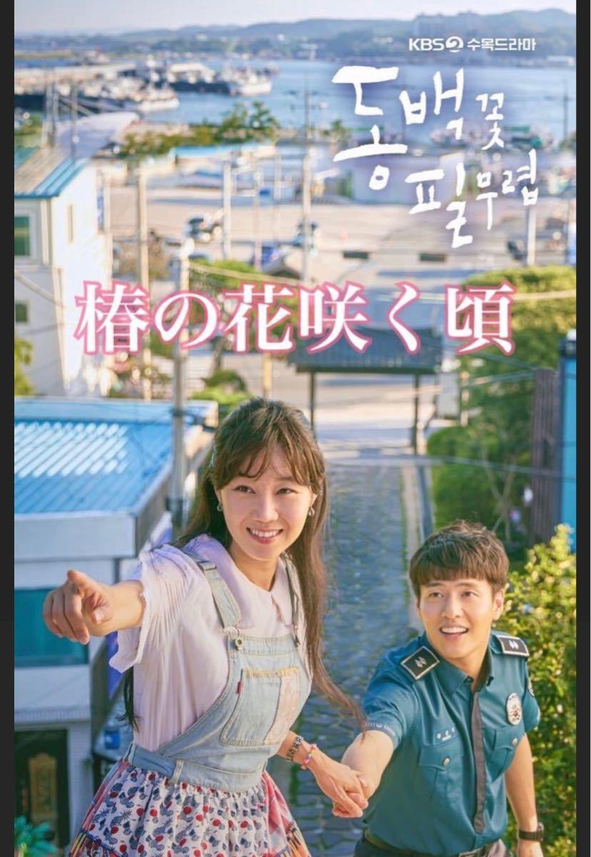 韓国ドラマ 椿の花咲く頃 Blu-ray 価格交渉不可