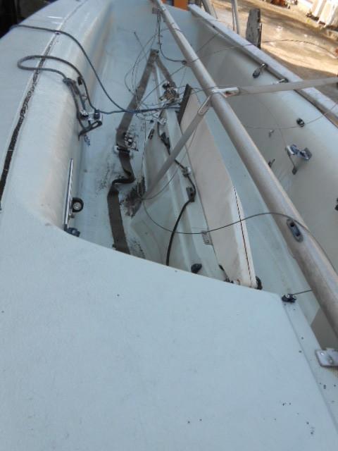 YAMAHA ヤマハ ヨット ディンギー シーラーク3~4人乗り 中古艇 !引き取り限定!!_画像5