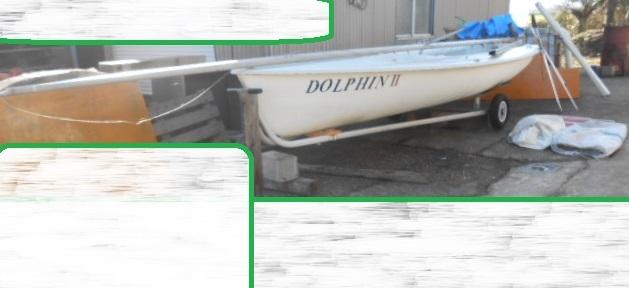 YAMAHA ヤマハ ヨット ディンギー シーラーク3~4人乗り 中古艇 !引き取り限定!!_画像1