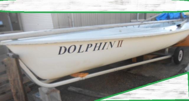 YAMAHA ヤマハ ヨット ディンギー シーラーク3~4人乗り 中古艇 !引き取り限定!!_画像2