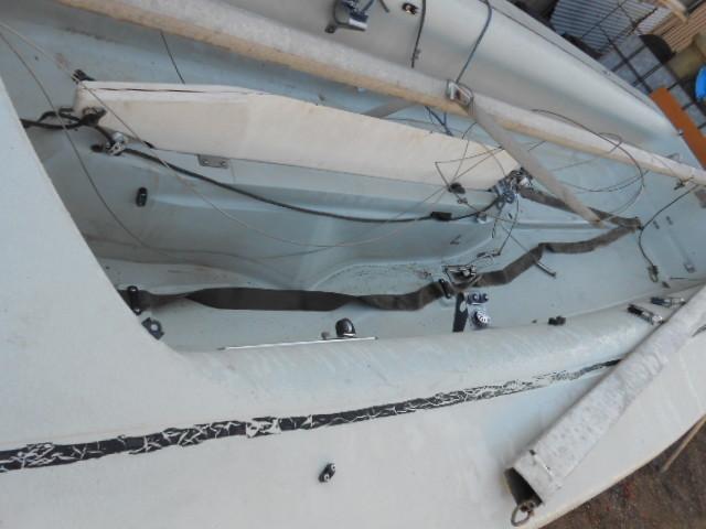 YAMAHA ヤマハ ヨット ディンギー シーラーク3~4人乗り 中古艇 !引き取り限定!!_画像6