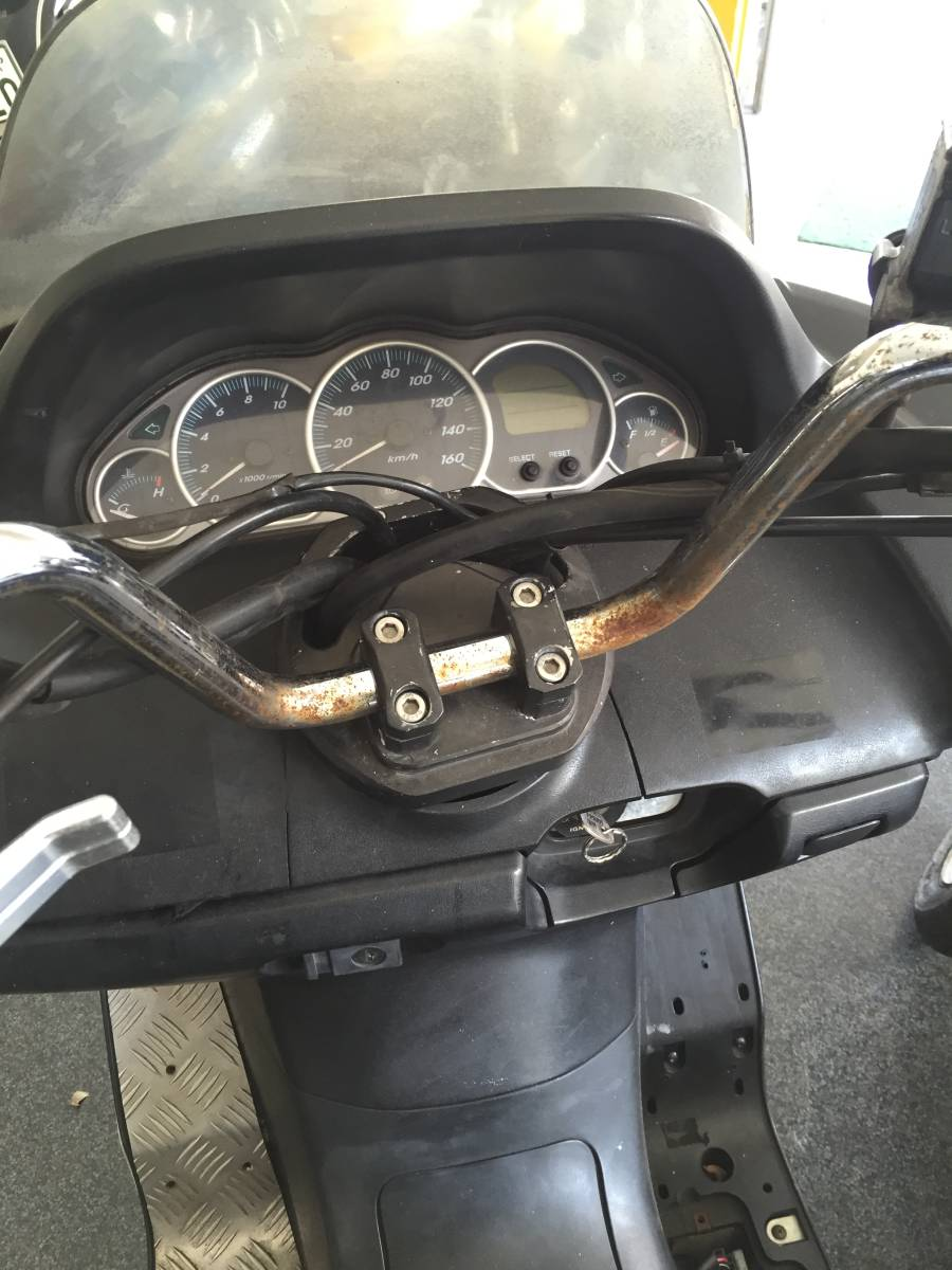 「ヤマハ マジェスティ250 実動車 ジャンク品 中古」の画像2