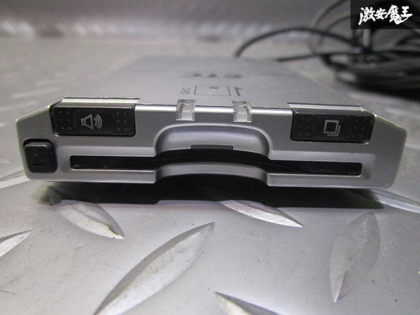保証付 トヨタ純正 Panasonic パナソニック 08686-00260 アンテナ分離型 ETC 車載器 即納_画像3