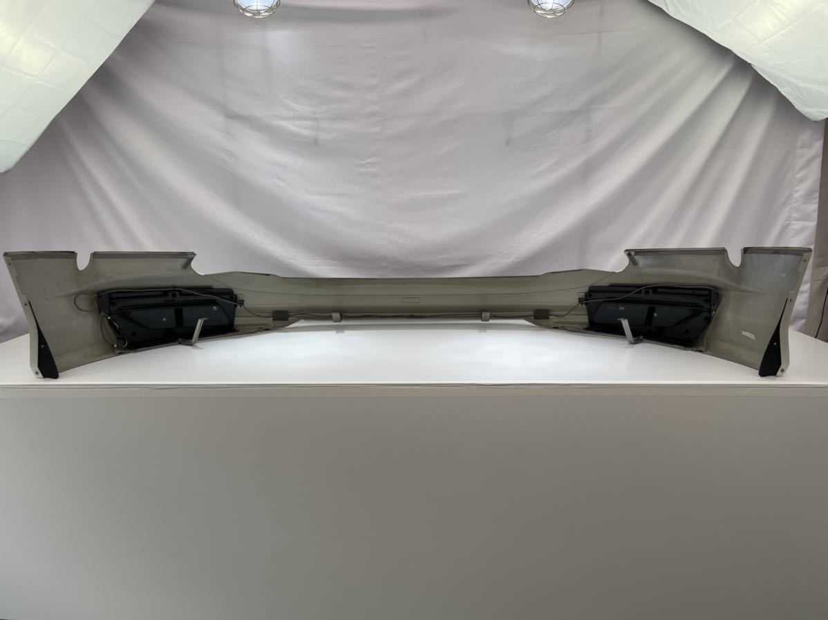 TPT-O-1 ハリアー フロントスポイラー モデリスタ 60系 後期 ZSU60W スポイラー Ver.1 LED付き D2531-56710 パールホワイト 21.2.8_画像9