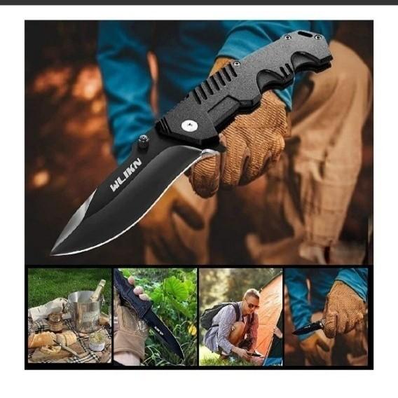 アウトドアナイフ フォールディングナイフ 専用ケース キャンプ