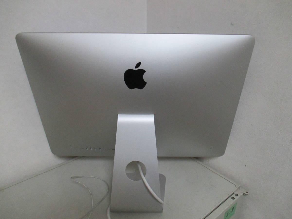 「A-5」美品★Apple A1418 iMac(Retina 4K,21.5-inch,Late2015)クアッドコアi5 3.1GHz/HDD2.0TB/メモリ8GB/無線/MacOS Catalina 10.15.3★_画像3