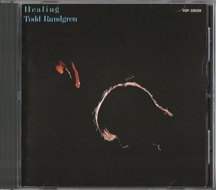 【中古】Todd Rundgren / Healing (国内盤・帯付き, 盤質良好, 1981年作品) #Compassion_画像1