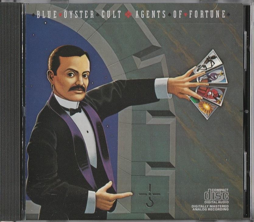 【中古】Blue Oyster Cult / Agents Of Fortune (輸入盤, 盤質良好, 1976年作品) #Don't Fear The Reaper _画像1