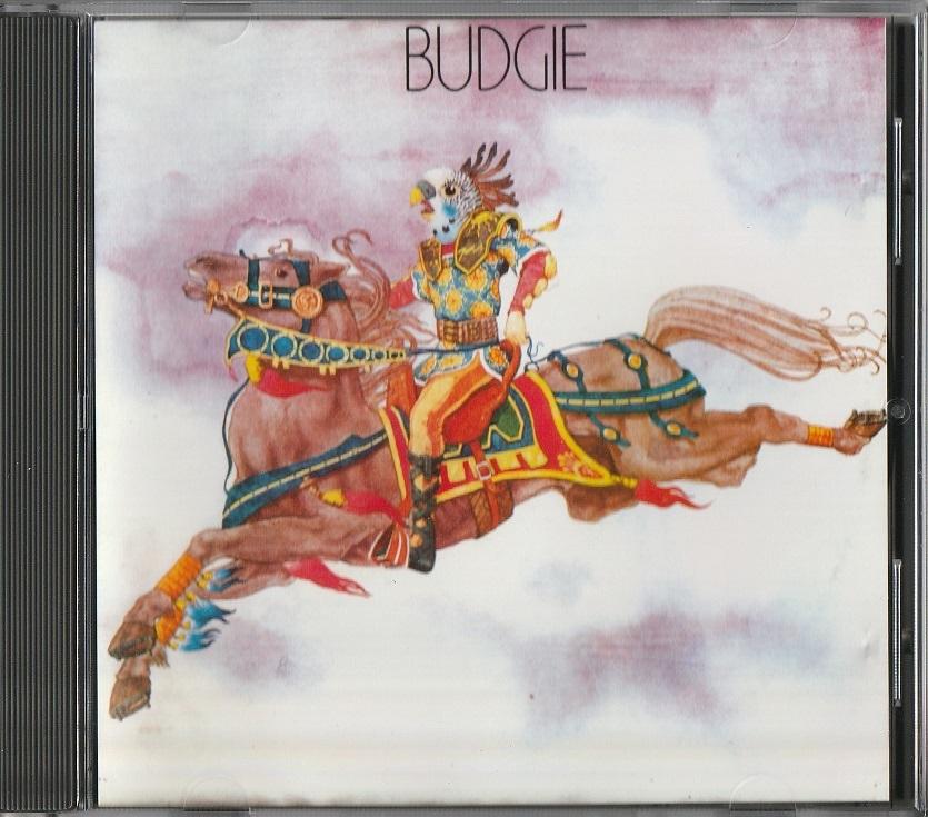 【中古】Budgie / Budgie (輸入盤, 1971年作品)_画像1