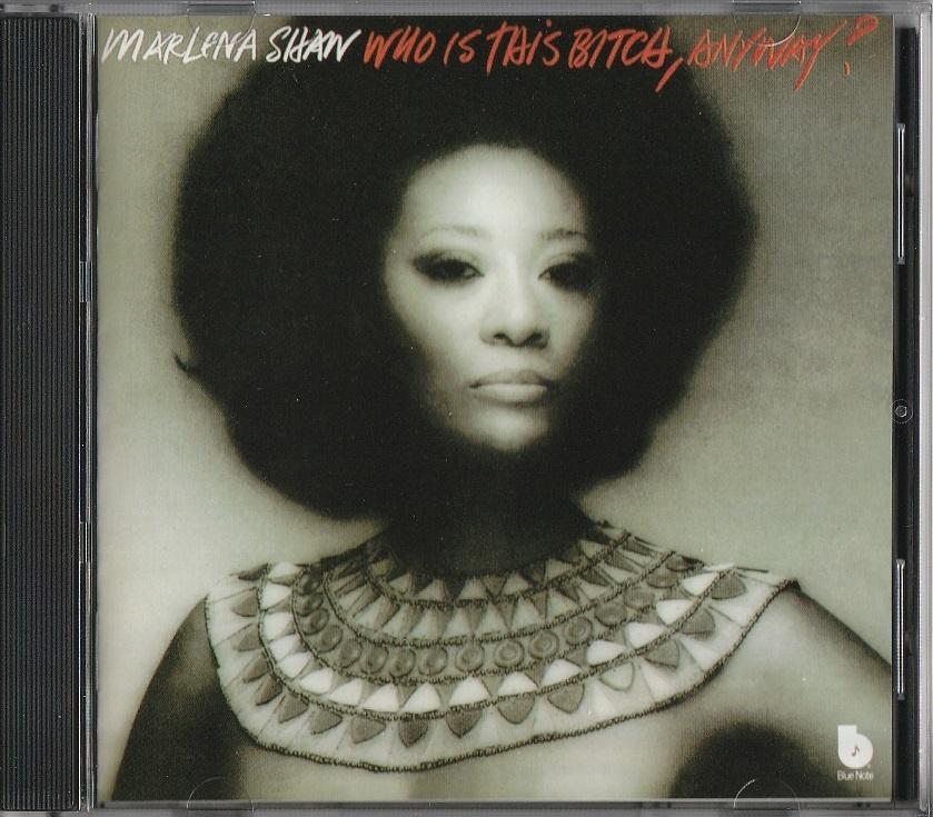 【中古】Marlena Shaw / Who Is This Bitch, Anyway? (国内盤, 盤質良好, 1974年作品) #Feel Like Maikin' Love_画像1