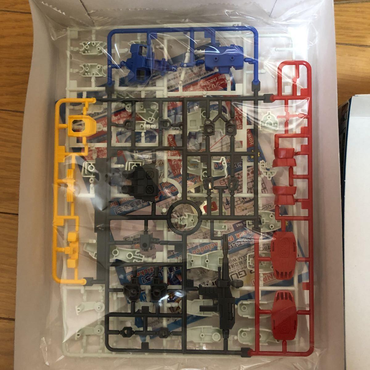 機動戦士ガンダム プラモデル ENEOS組立体験会Ver 1/144 RX-78-2 非売品 未組立_画像2