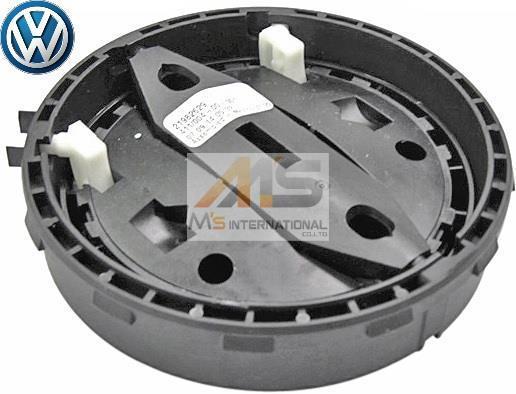 【M's】VW トゥアレグ(07y-10y)純正品 ミラーモーター 1個 (※メモリー機能無しタイプ)//正規品 ドアミラー調整用モーター_画像1