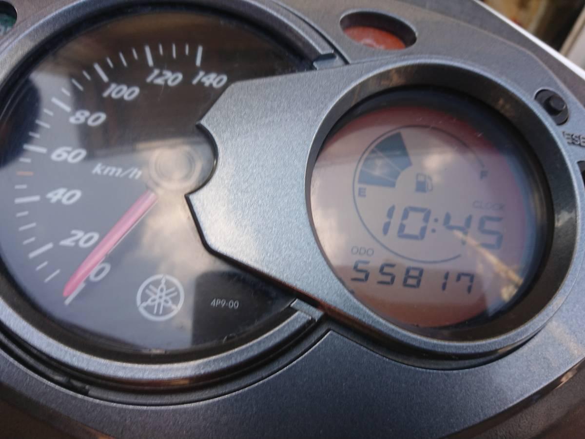 シグナス125X SE44J ホワイト_画像9