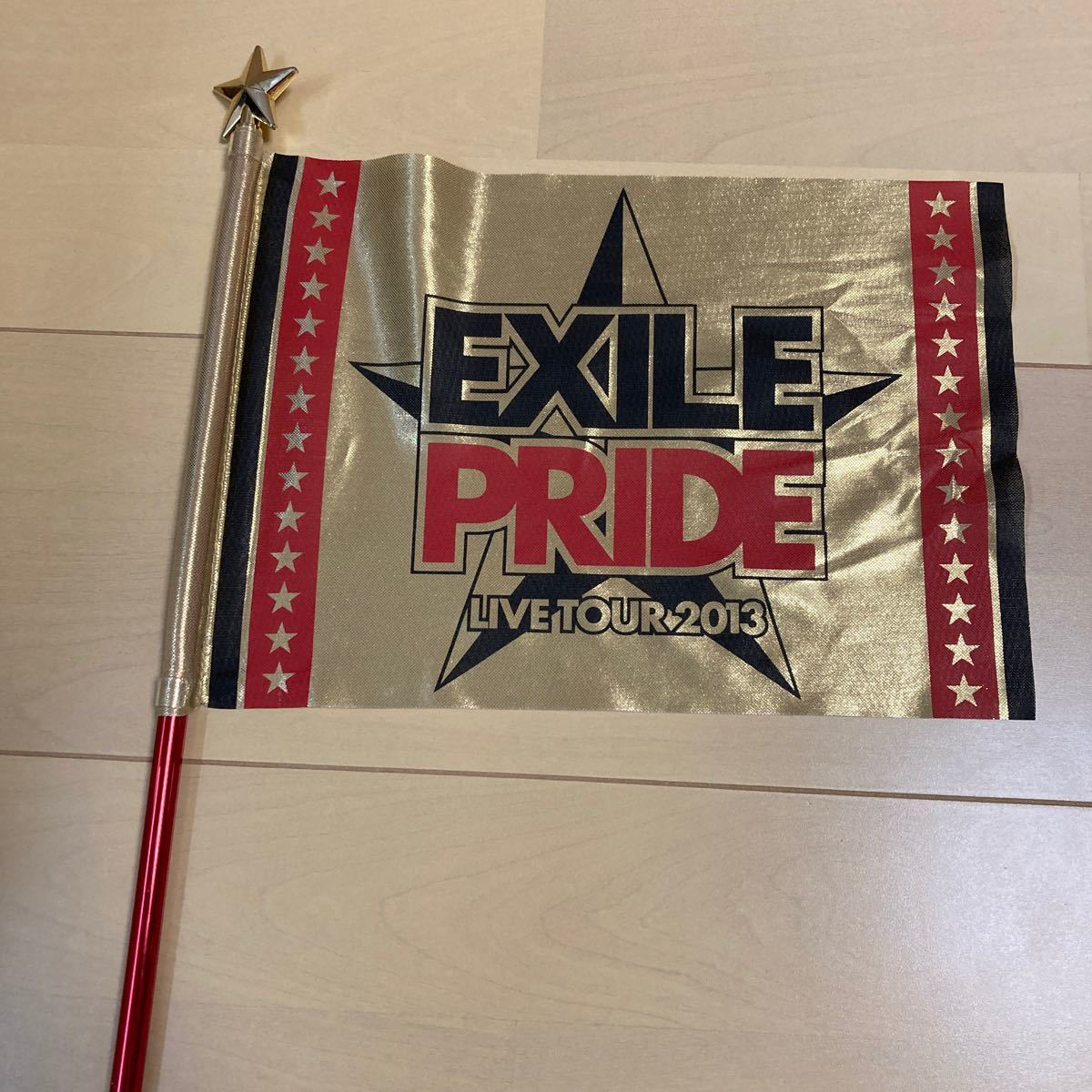 EXILE PRIDE LIVE TOUR2013 ツアーグッズ