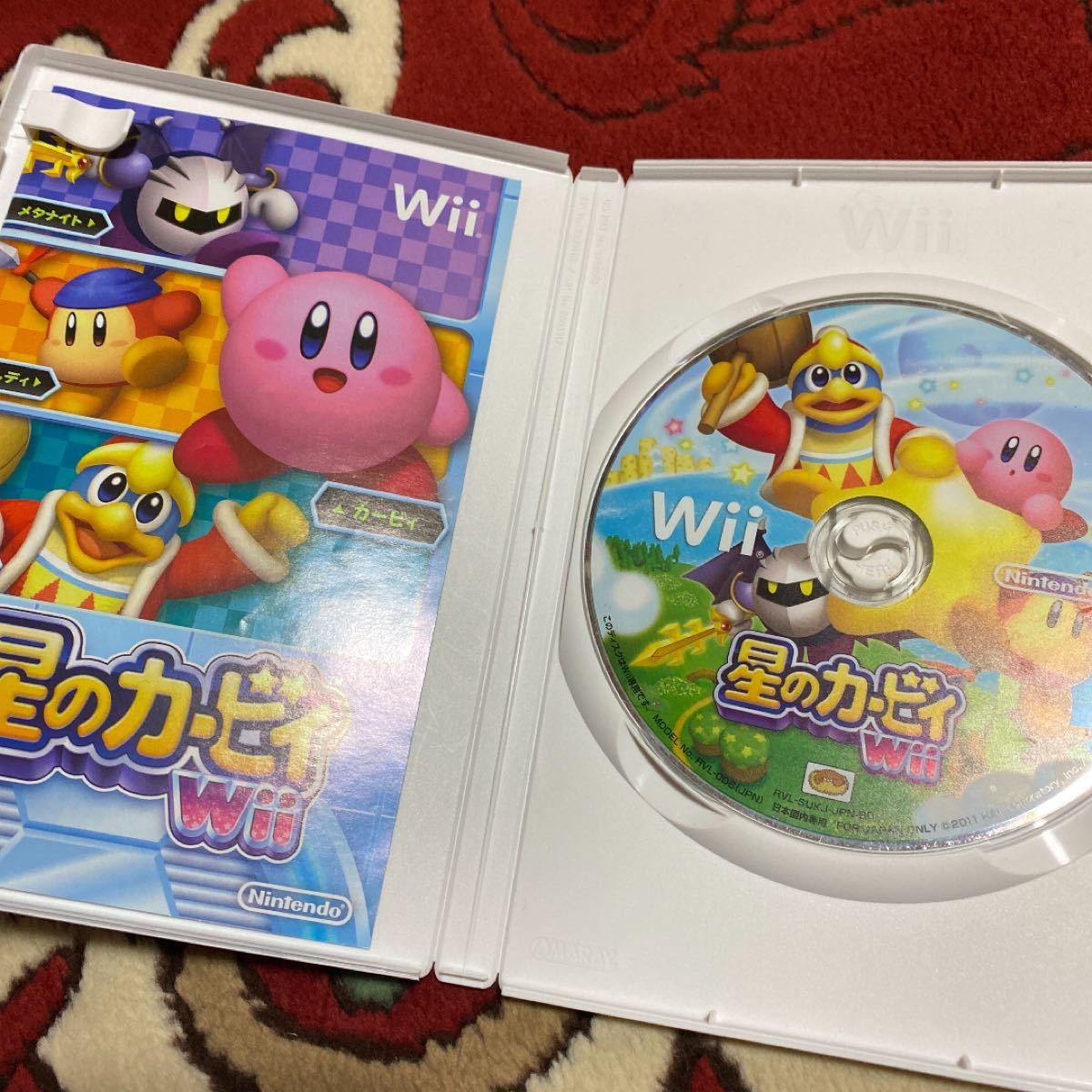 「星のカービィ Wii」