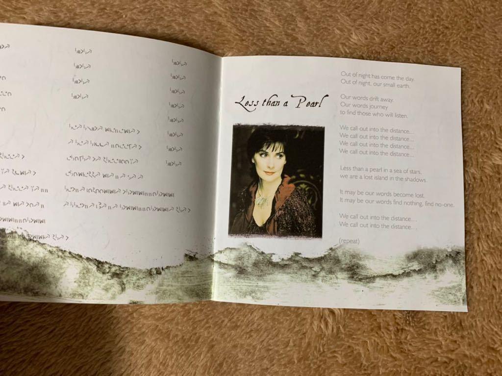 良品 国内盤デラックス帯付2CD エンヤ アマランタイン Enya Amarantine プレミアム・ウィンター・エディション 外ケース付 送料無料