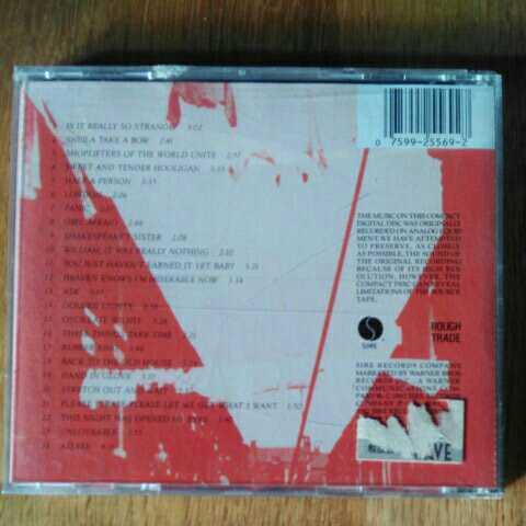 ザ スミス ラウダー ザン ボム 輸入盤CD